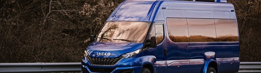 Iveco - banner